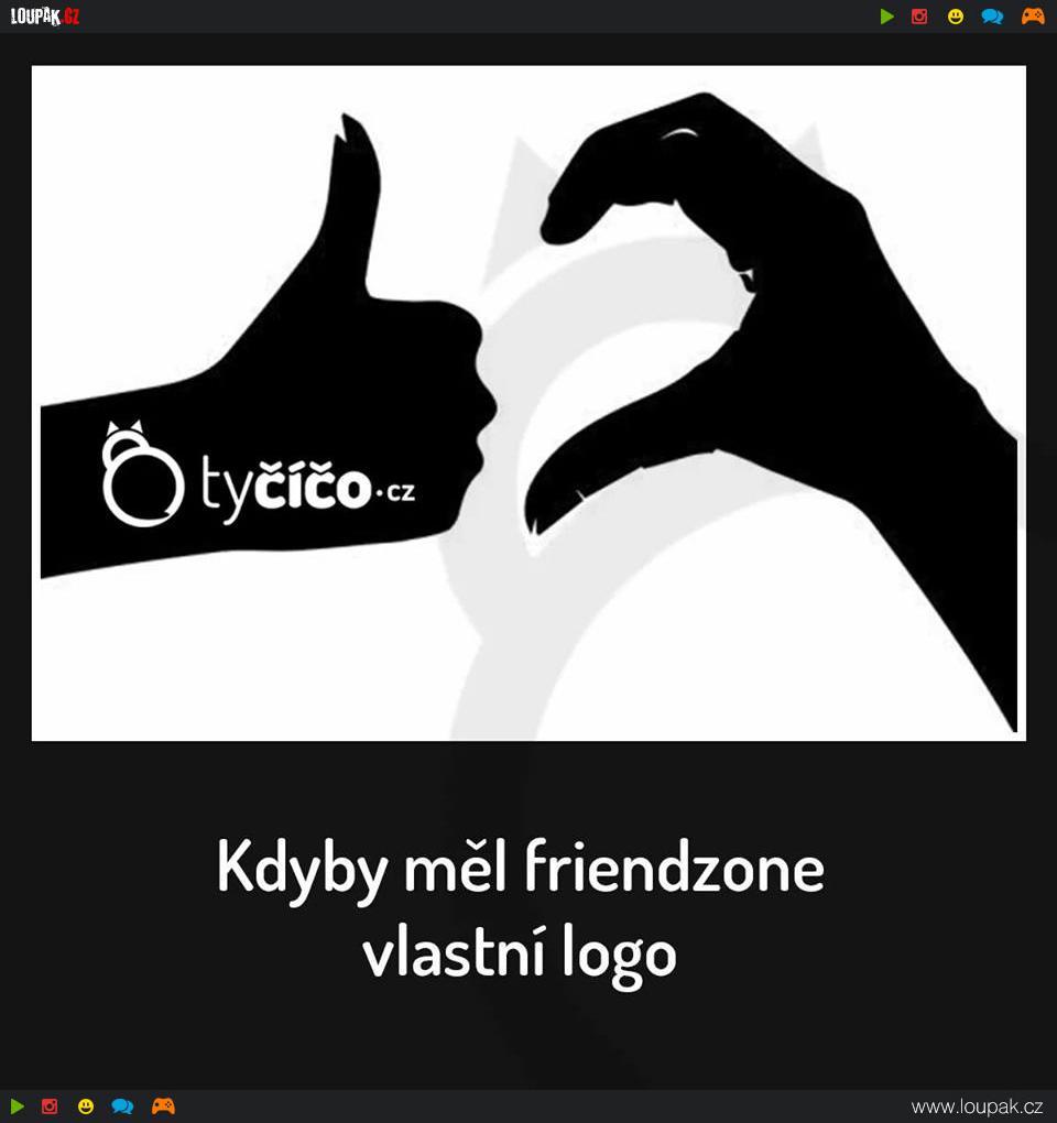 Friendzone logo | Loupak.cz