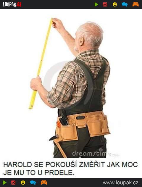 Harold To Zmeri Loupak Cz