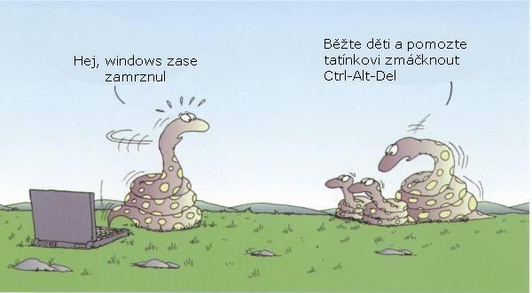 Kreslené vtipy | Loupak.cz