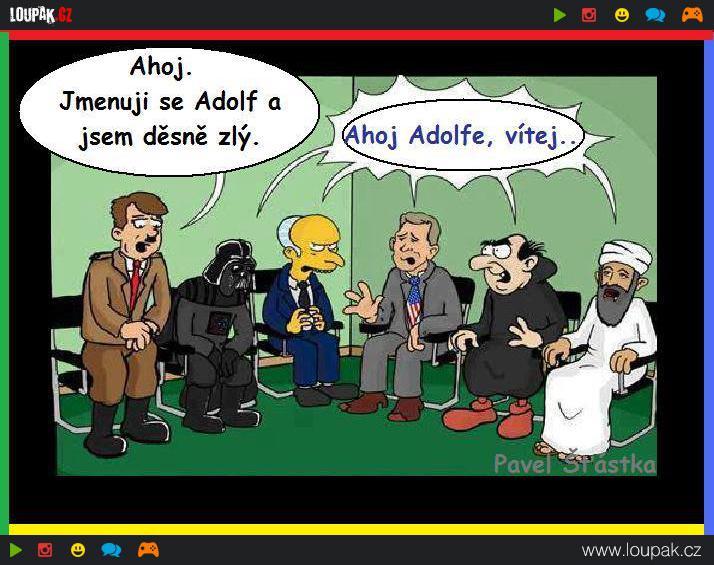 Obrazky Kreslene Vtipy Cdlxxxiii Videa Loupak Cz