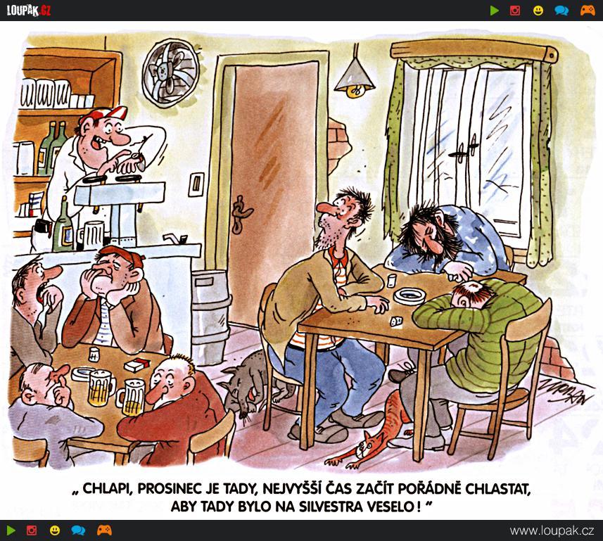 Kreslene Vtipy Loupak Cz