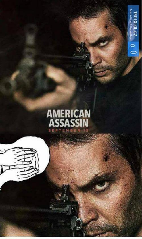 Americký Assassin