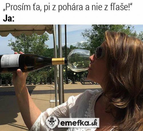 Z flašky