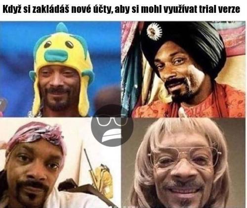 Trial verze