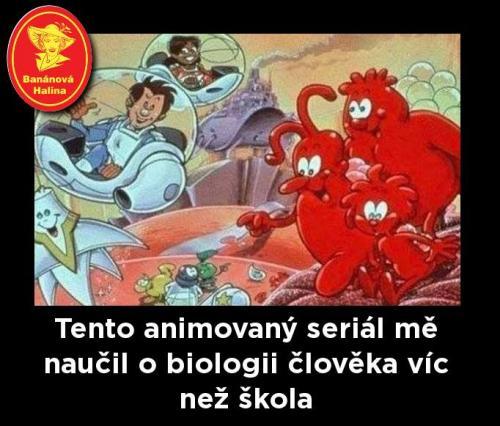 Animovaný seriál