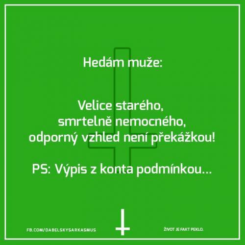 Seznmen - Hledm mue - strnka . 1, od - alahlia.info