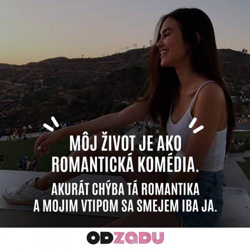 Romantická komedie