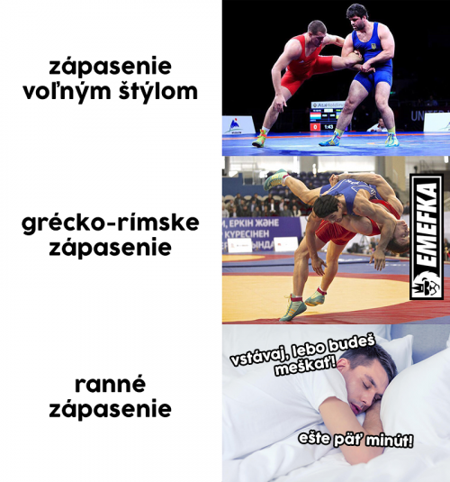 Zápas