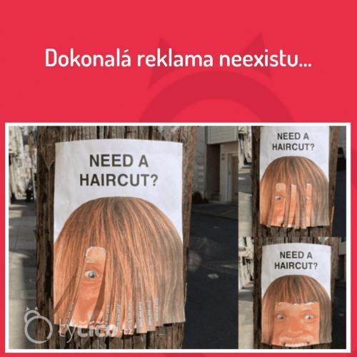 Tak to je dokonalá reklama