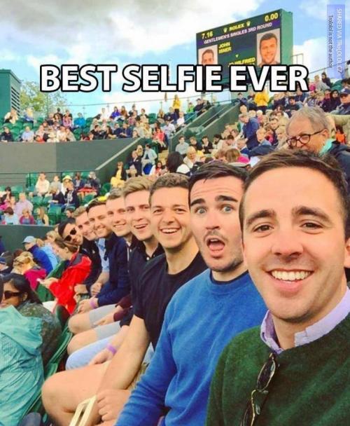 Best selfie