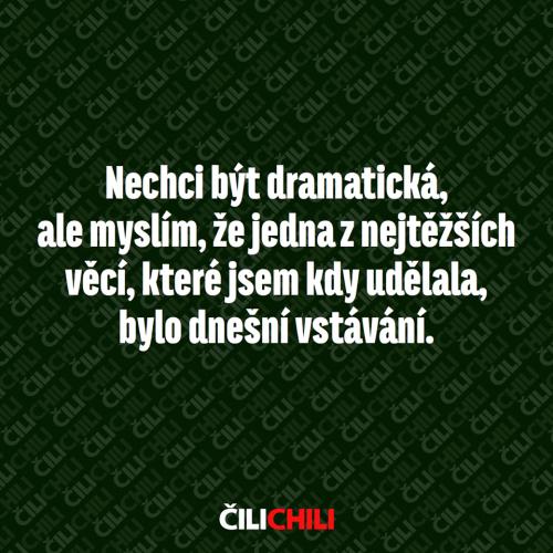 Dramatická