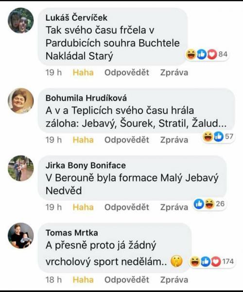 Vtipné české sestavy