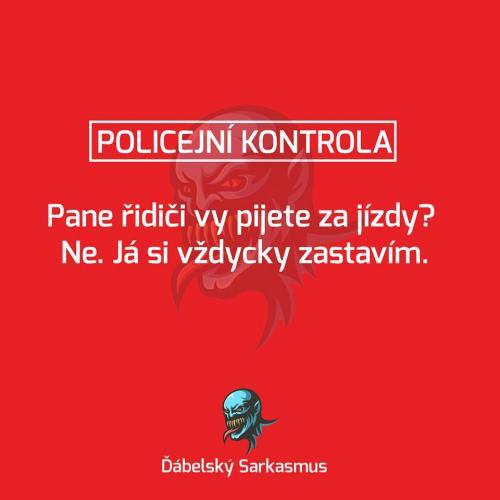 Policejní kontorla