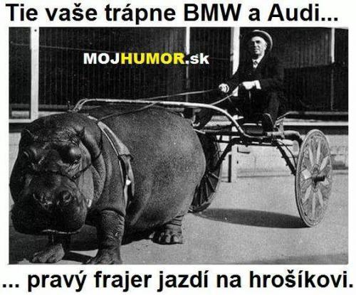 BMW a Audi