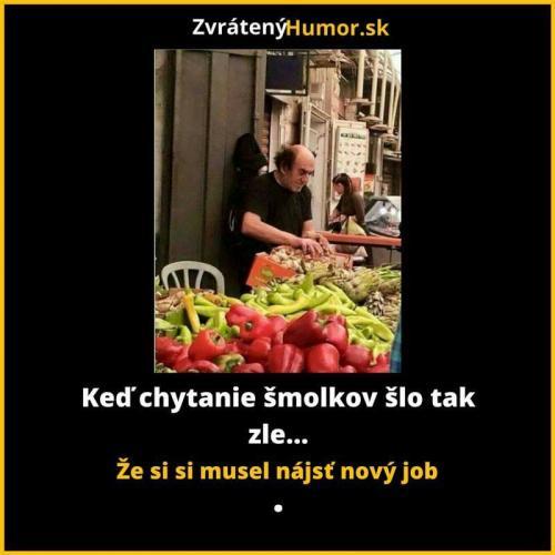 Nový job
