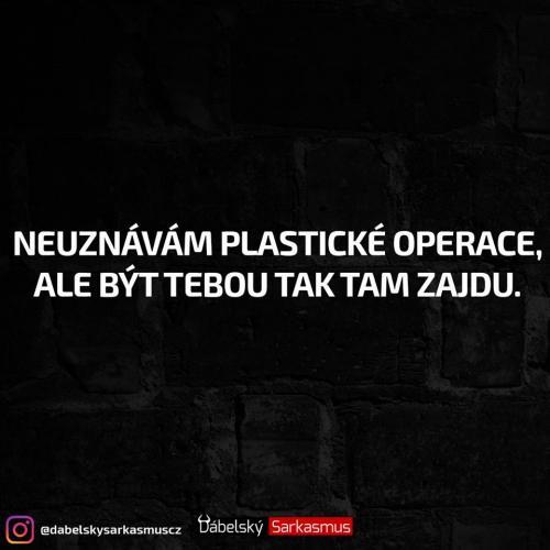 Plastické operace