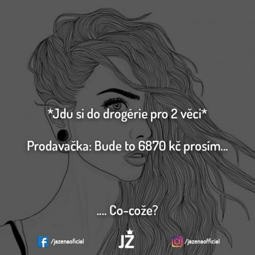 Drogérie