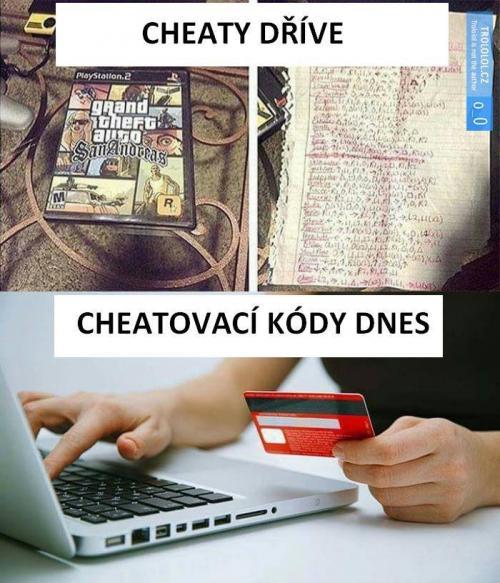 Cheaty