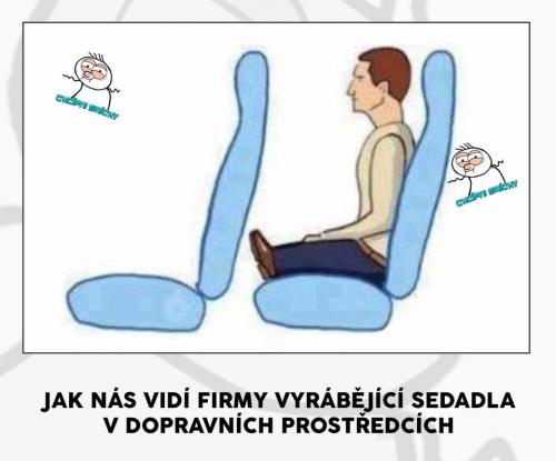 Firmy vyrábějící sedadla