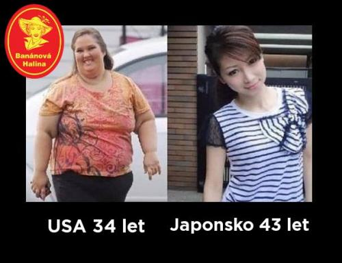 USA a Japonsko