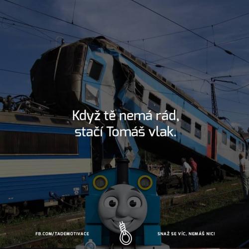 Tomáš vlak