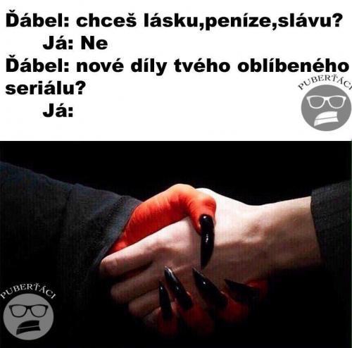 Dohoda s ďáblem