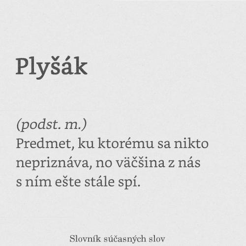 Plyšák
