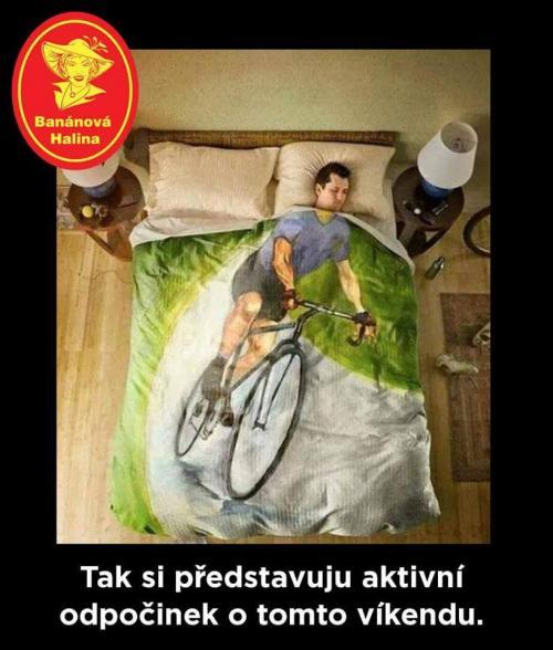 Aktivní odpočinek
