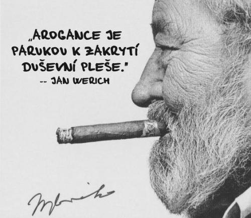 Arogance
