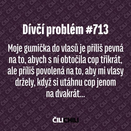 Dívčí problém