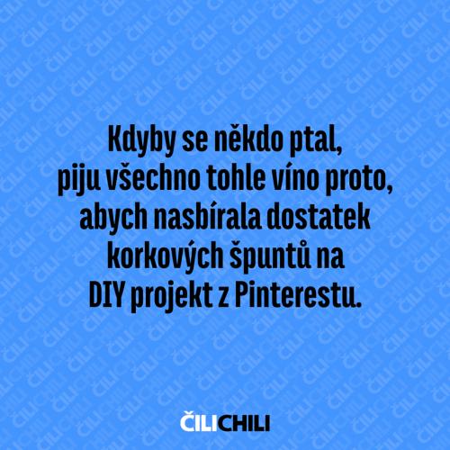 DIY projekt