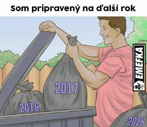 Další rok