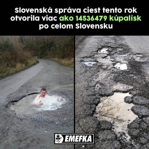 Slovenské cesty