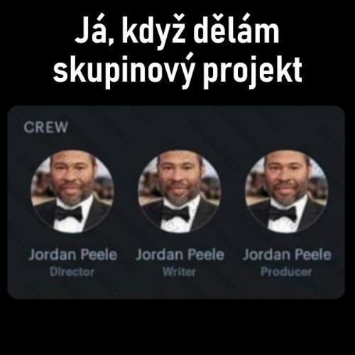 Skupinový projekt