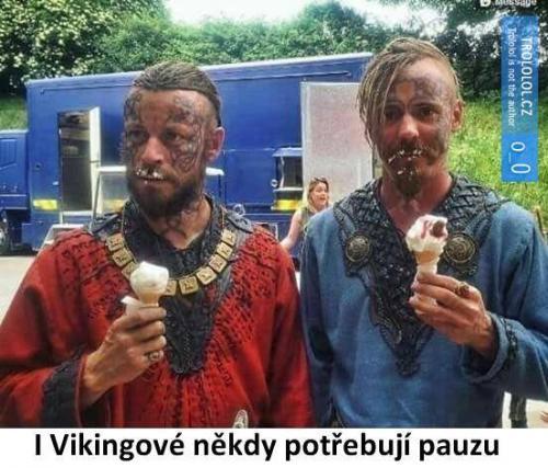 I vikingové