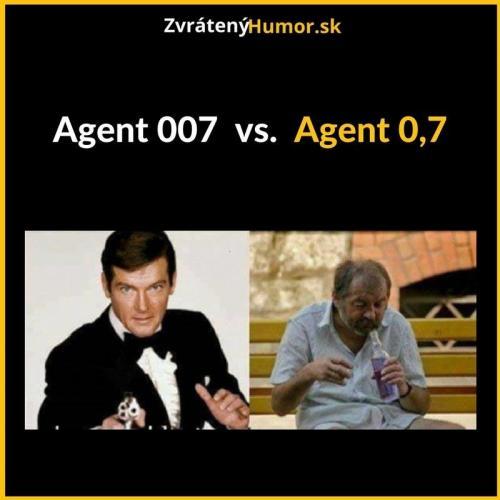 Agent 0,7