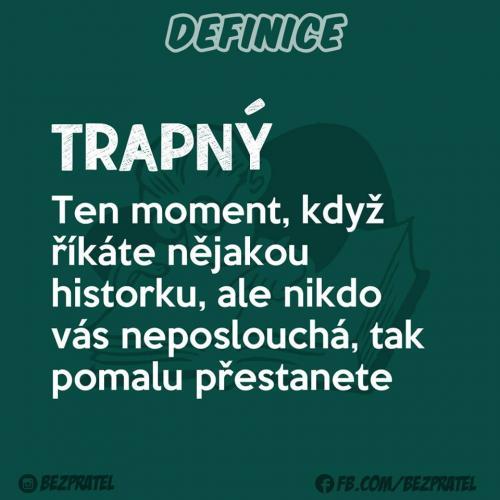 Trapný