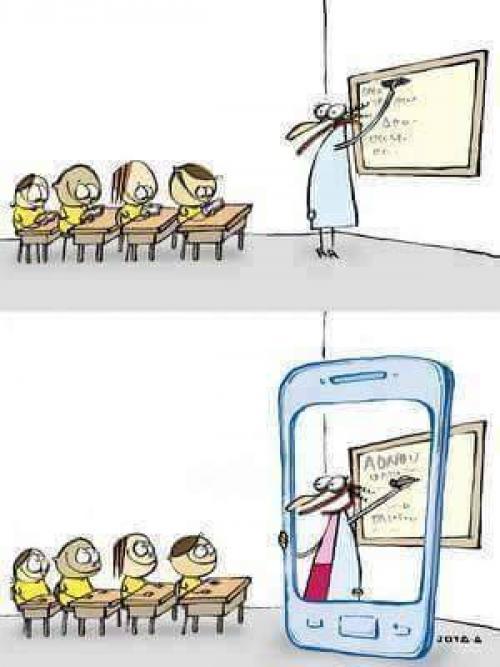 Jediná efektivní metoda k upoutání pozornosti pro učitele