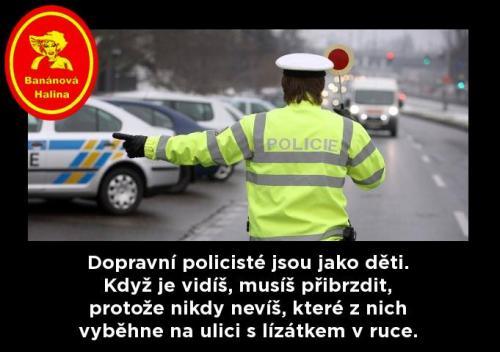 Dopravní policisté)