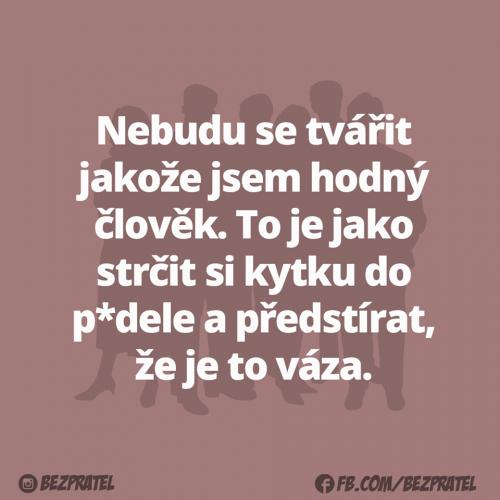 Clověk