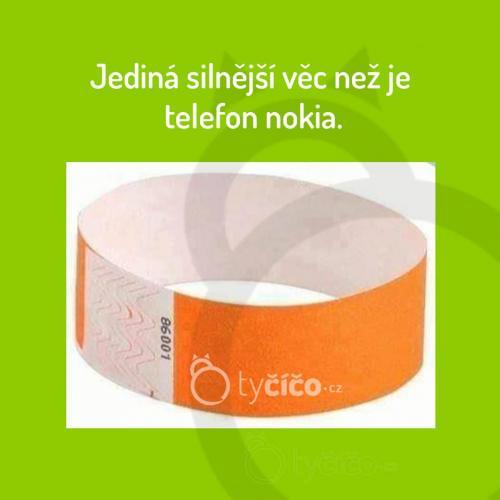 Silnější nez Nokia