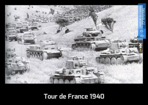 Tourd de France