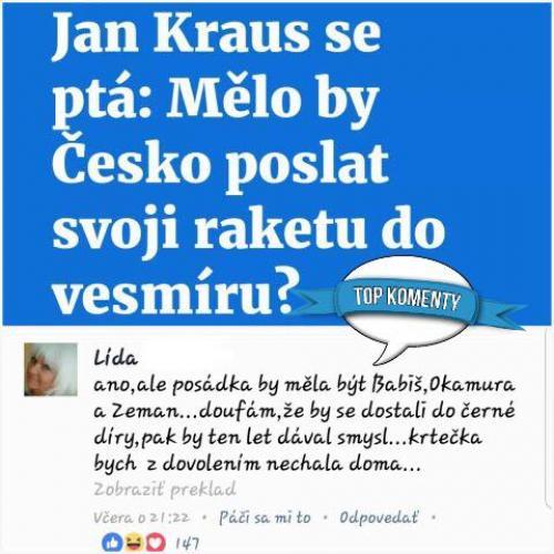 Kraus se ptá
