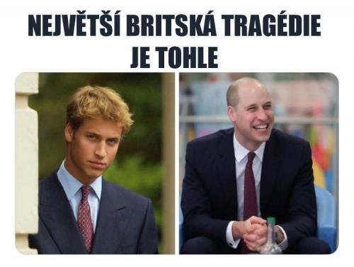 Britská tragédie