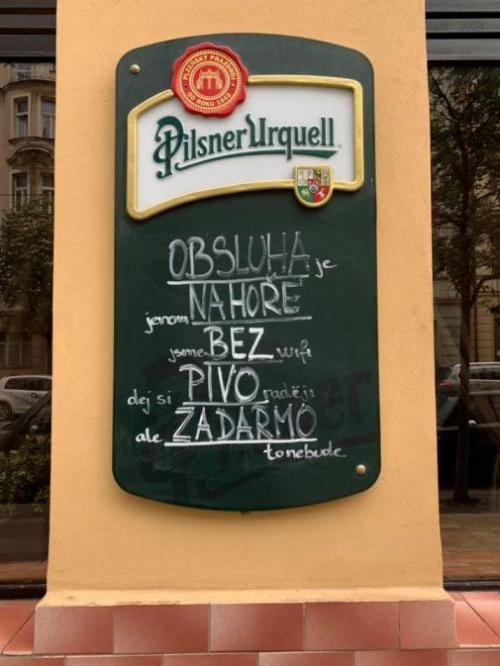 Marketing v české hospodě