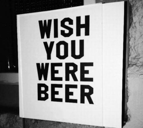 Kéž bys tady pila