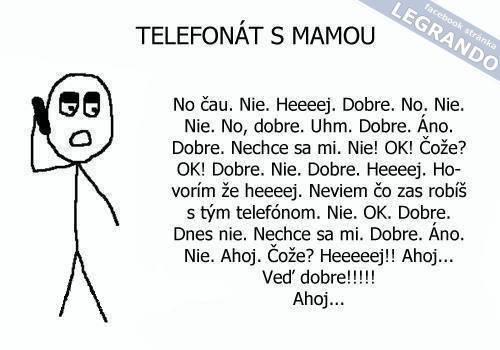 Telefonát
