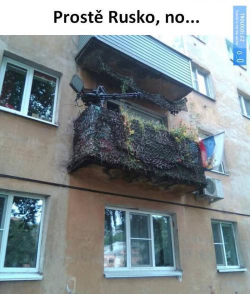 Rusko no