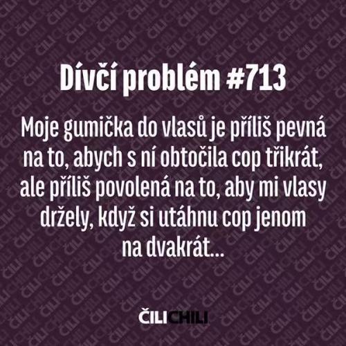 Dívčí problémy