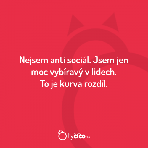 Anti sociál